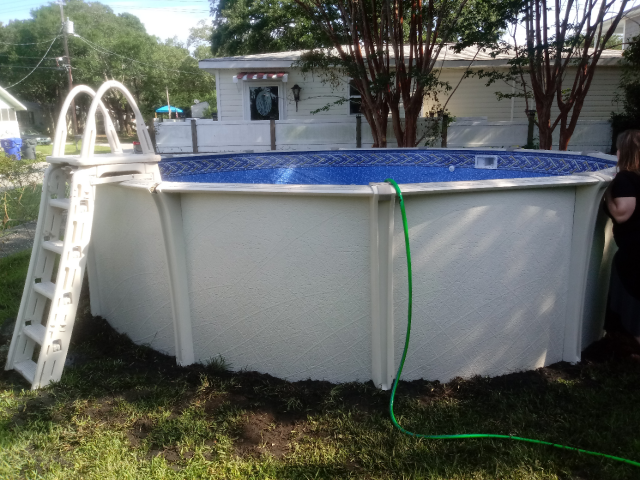 Solano Chlorine Pool Kit Above Ground Pros